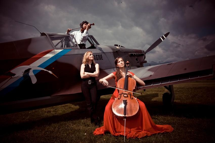 Trois musiciens amis de Saint-Exupéry