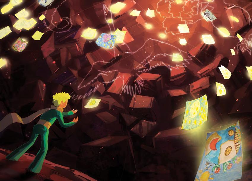Série animée : grand concours mondial de dessins !