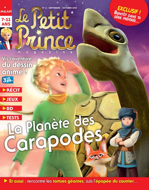 Le Petit Prince magazine numéro 6 !