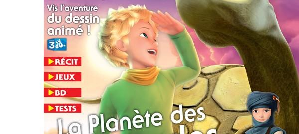 Feuilletons ensemble le Petit Prince Magazine n°6