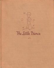 Edition originale américaine du Petit Prince, 1943