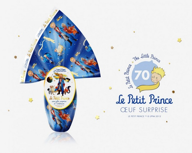 Oeuf de Pâques Petit Prince