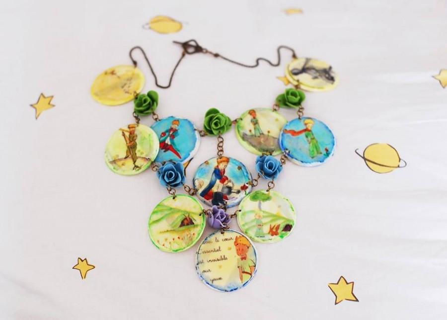 Alexia Udriste _ handmade necklace by the mom