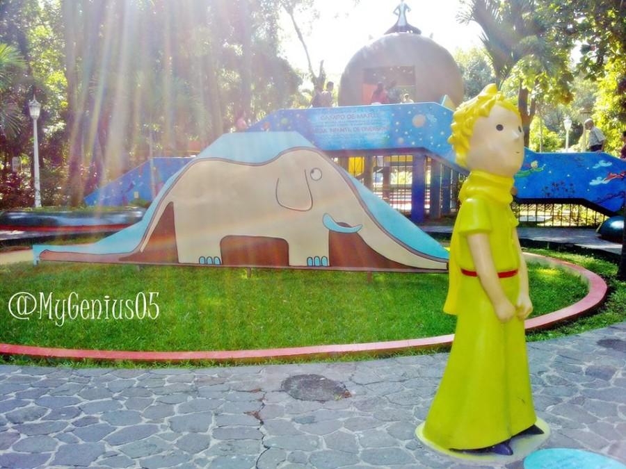PP THeme park El salvador-Armando Arita
