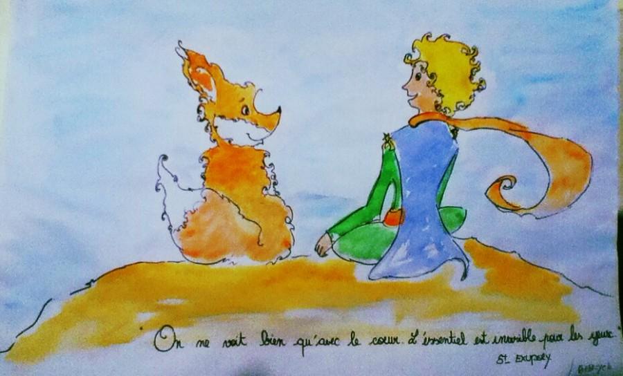 dessin de Laetitia