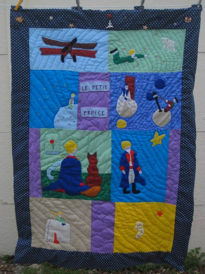 Marylene le Bihan patchwork