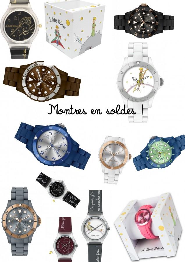 montres en soldes