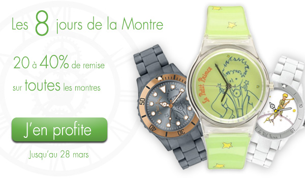 Offre-montres