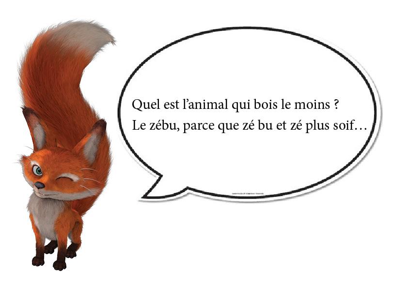 renard -zebu