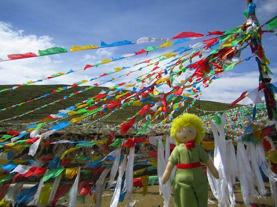 Jodie hui Tibet