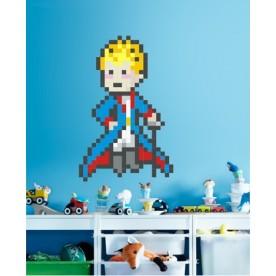 sticker-mural-le-petit-prince-et-sa-cape