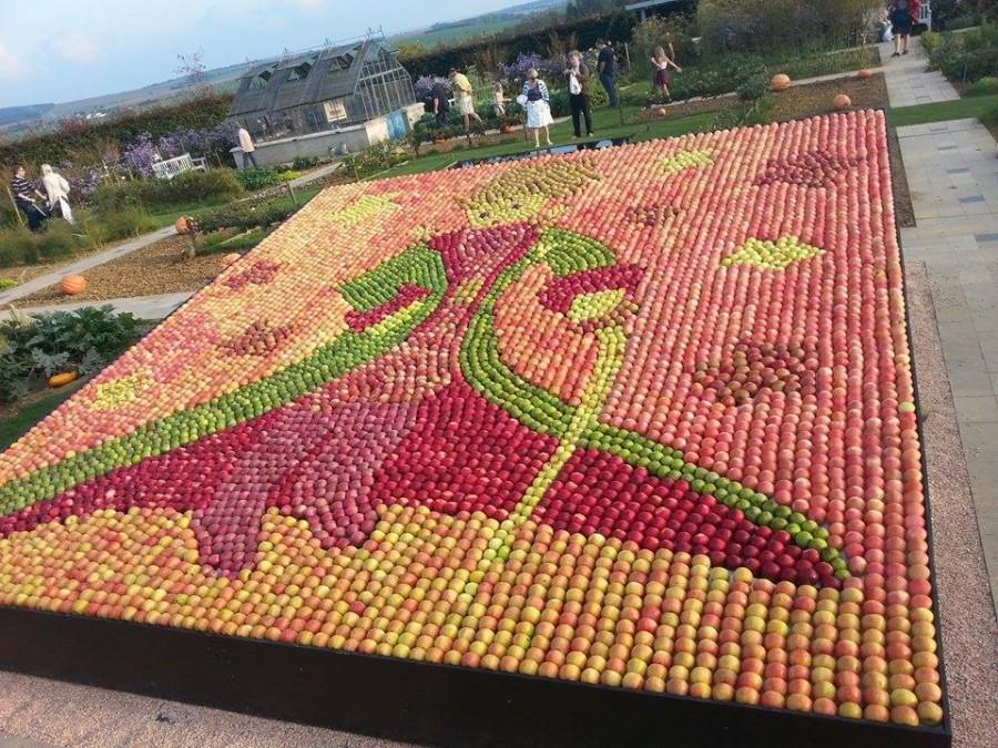 Jardin Fruitiers de Laquenexy