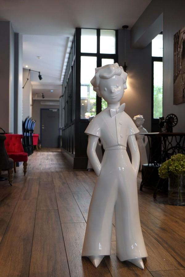 Sculpture Le Petit Prince_Hôtel Mademoiselle_by Neamedia_3