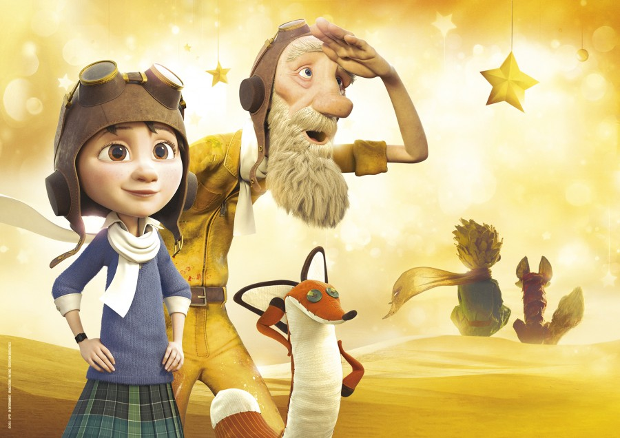Le Petit Prince_visuel-nouvelle bande-annonce