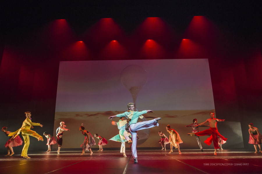 06. terredexception - Ballet LPP - Première et rencontre artistes - Albi - 23.07.2015