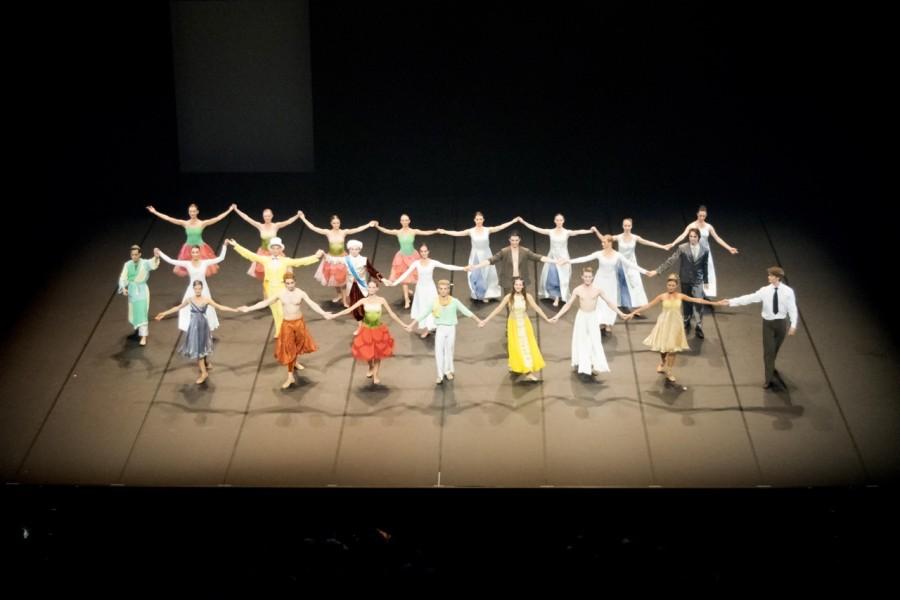 09. Quim - Ballet LPP - Première et rencontre artistes - Albi - 23.07.2015