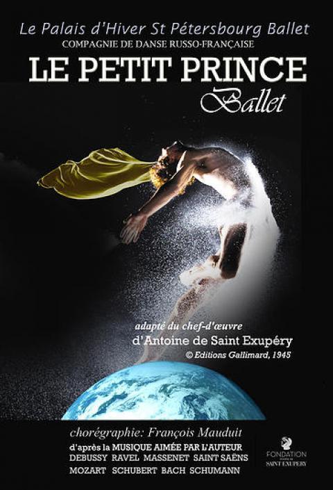 Affiche Ballet Le Petit Prince web