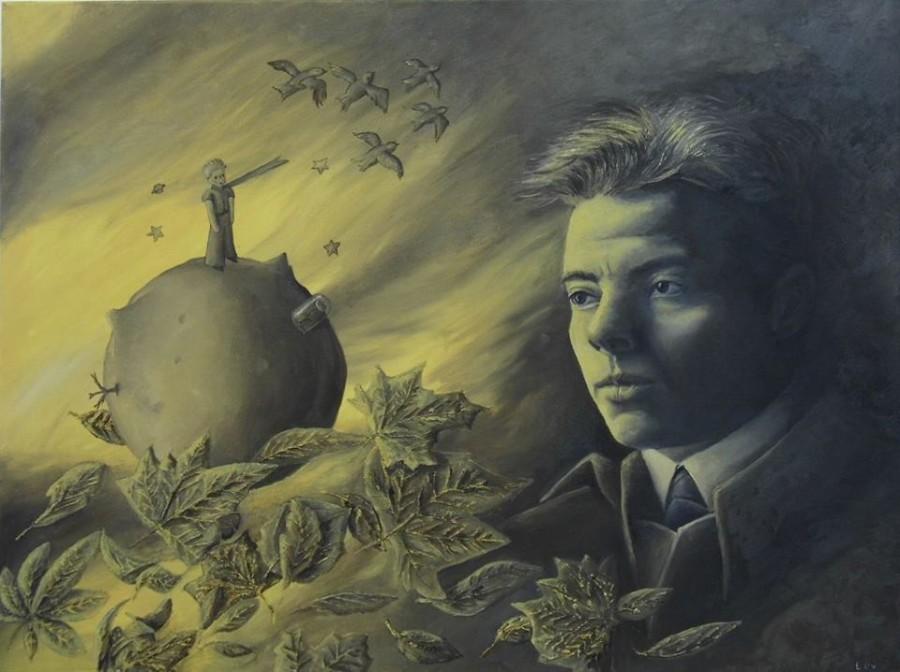 Daniel Leo. Oleo. Rosario Argentin