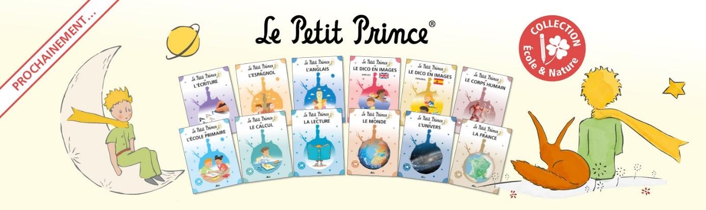J'apprends avec Le Petit Prince