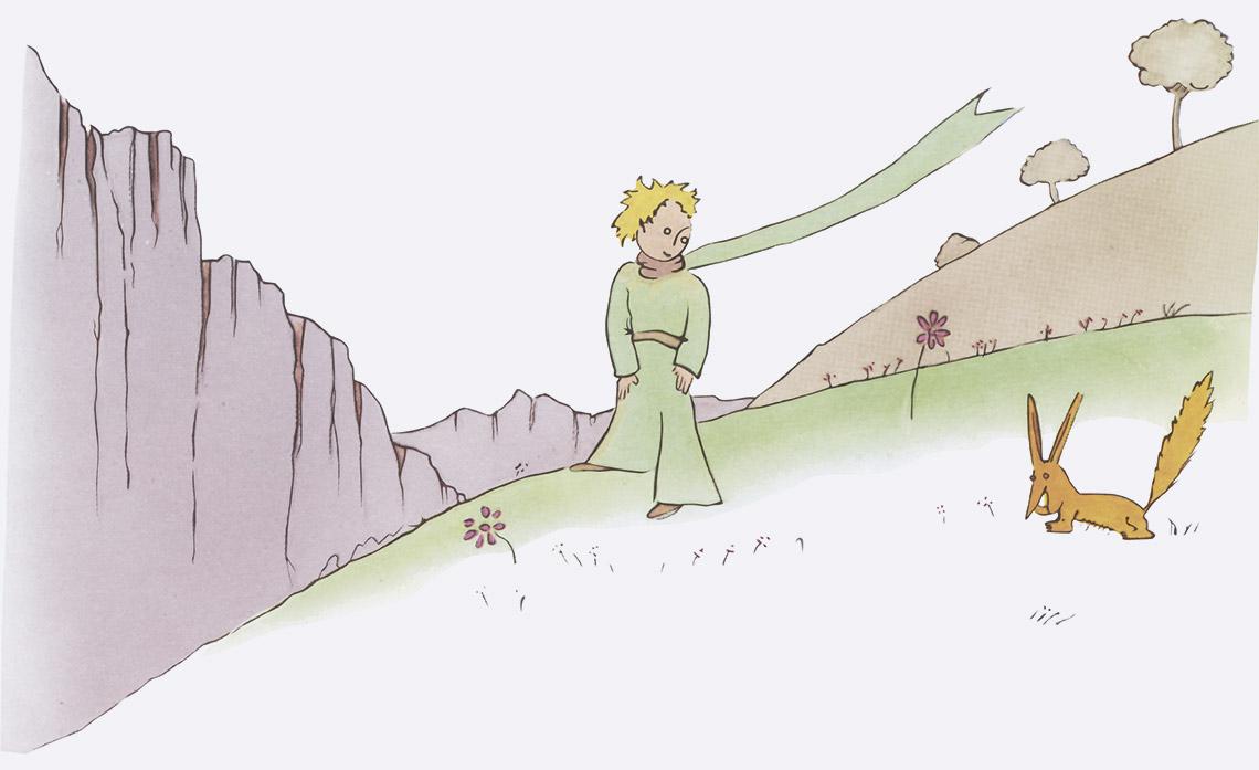 Concours d'écriture: Imagine que le Petit Prince est revenu !