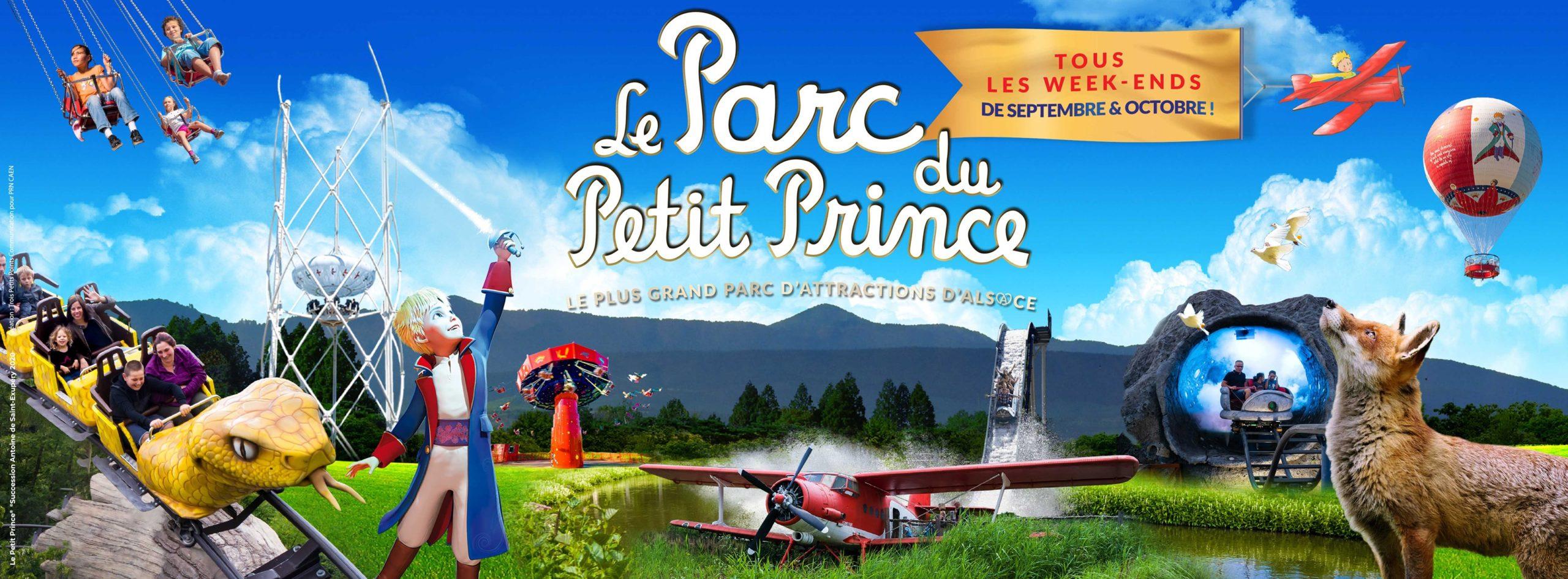 Les coulisses du Parc du Petit Prince en vidéo !