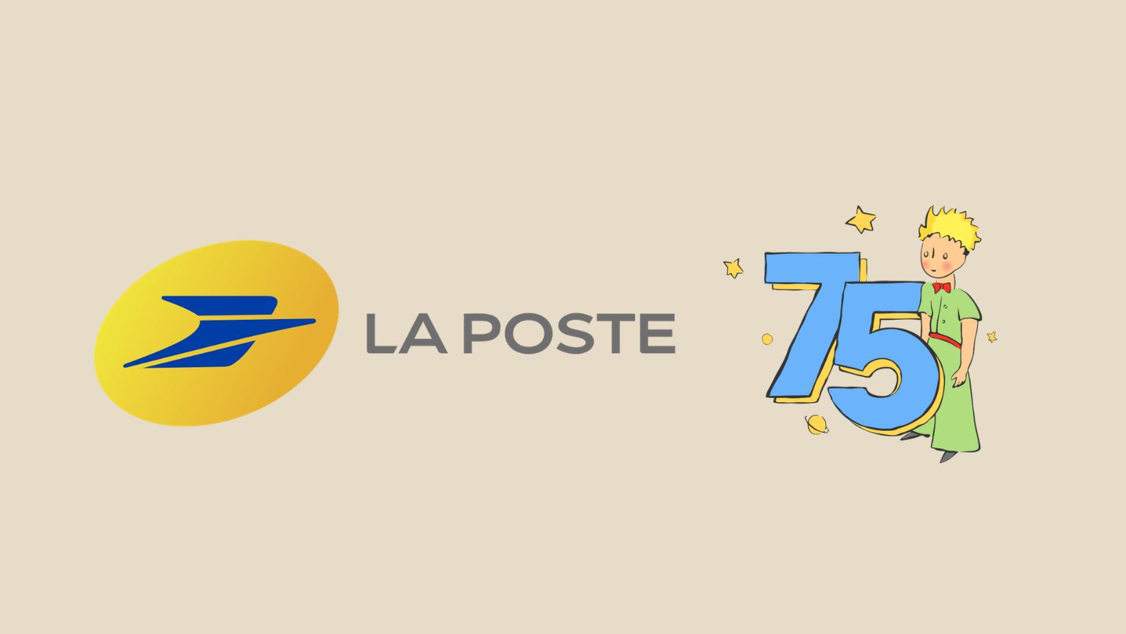 La Poste fête les 75 ans du Petit Prince !