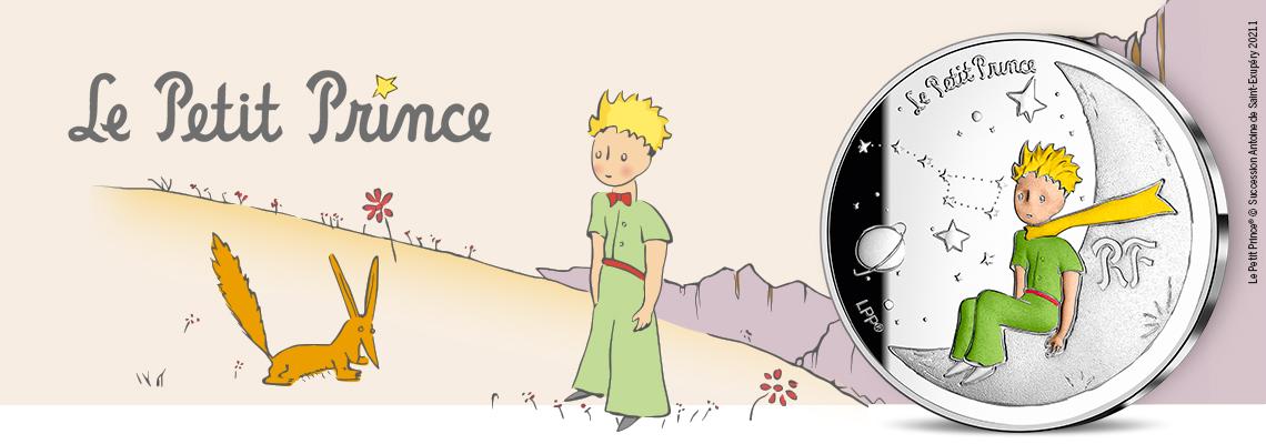 La Monnaie de Paris fête les 75 ans du Petit Prince !