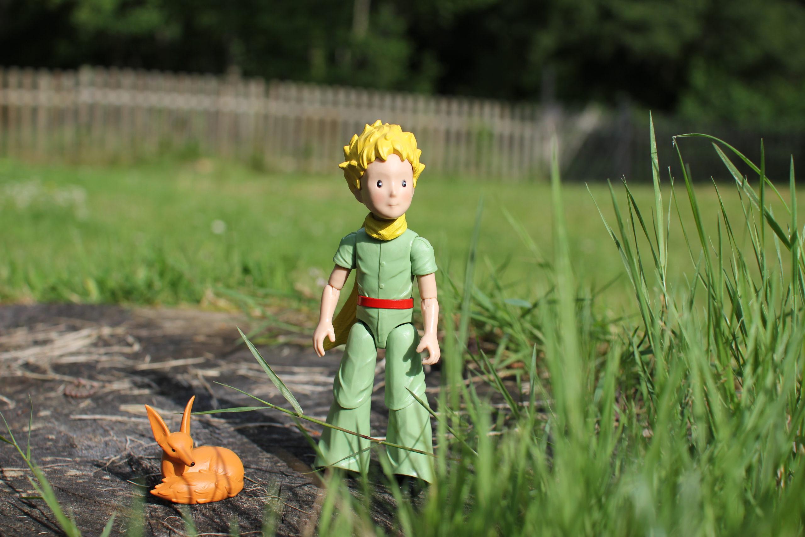 Figurine articulée Le Petit Prince – Boss Fight Studio