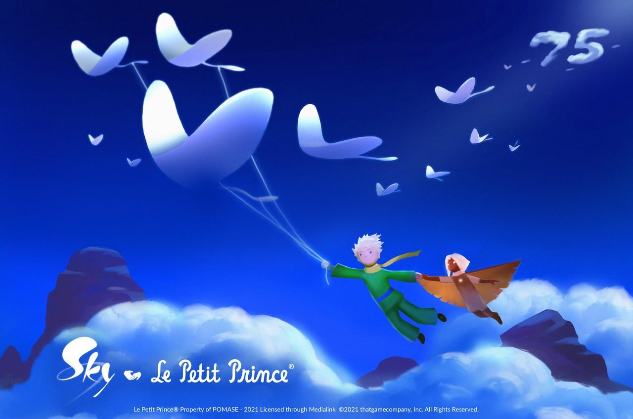 Sky – Enfants de la Lumière x Le Petit Prince