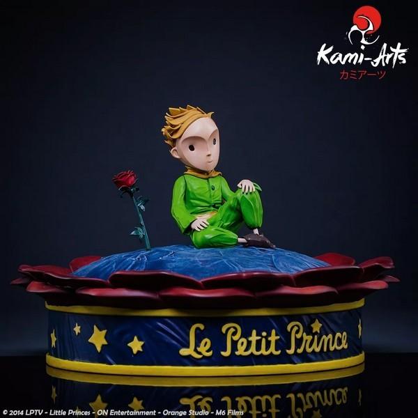 Figurine Le Petit Prince x Kami Arts