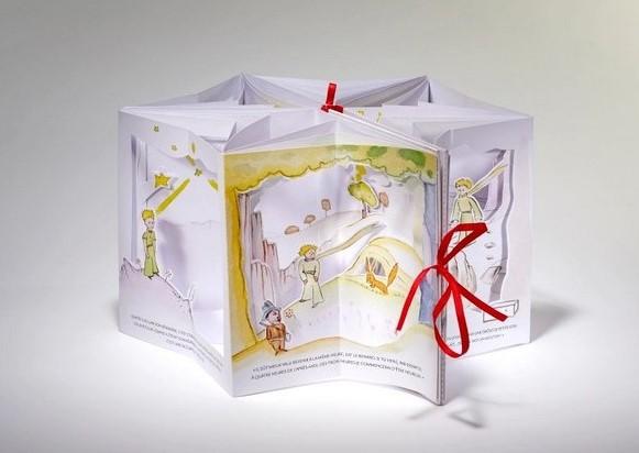 Livre carrousel Le Petit Prince (Nouvelle édition) – Editions Gallimard